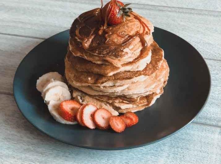 Pancakes healthy à la patate douce