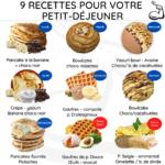 9 recettes healthy pour votre petit-déjeuner